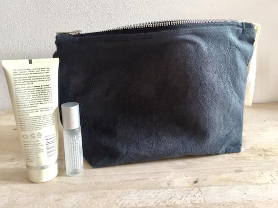 The Wash Bag, handmade gifts for her, gifts for him, unisex, makeupbag, travel bag, pencil case