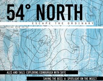 54º North Magazine | issue 002 | spring 2018