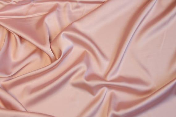 Silky Satin Fabric Plain Coloured Dress 150cm Wide Wedding Bulk Buy Discounts
