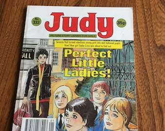 Judy 1991 picture Story Book For Girls no 333 Comic