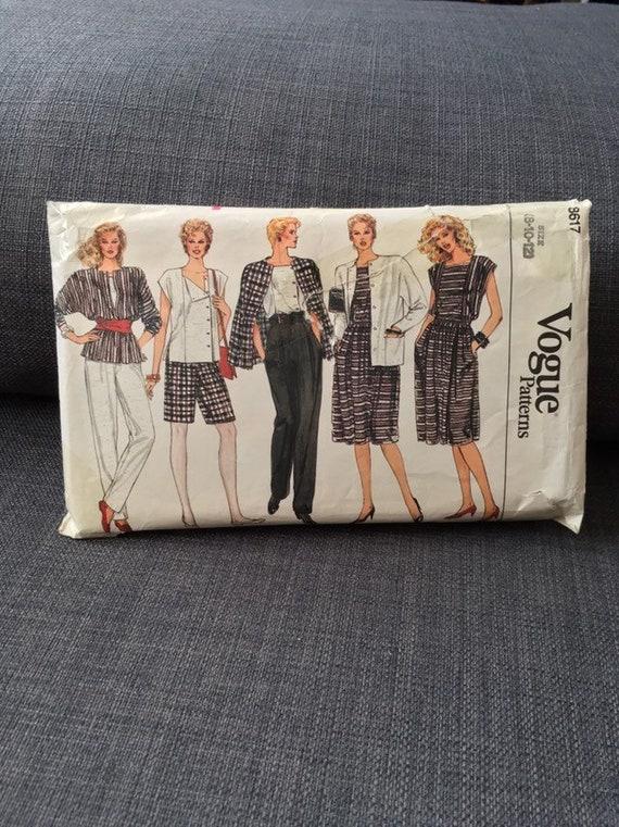 New Misses/' Skirt Pants /& Shorts Pattern Simplicity Pattern 8649//D0961 UNCUT