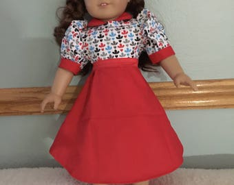 "Fits  18"" Doll  20.00"
