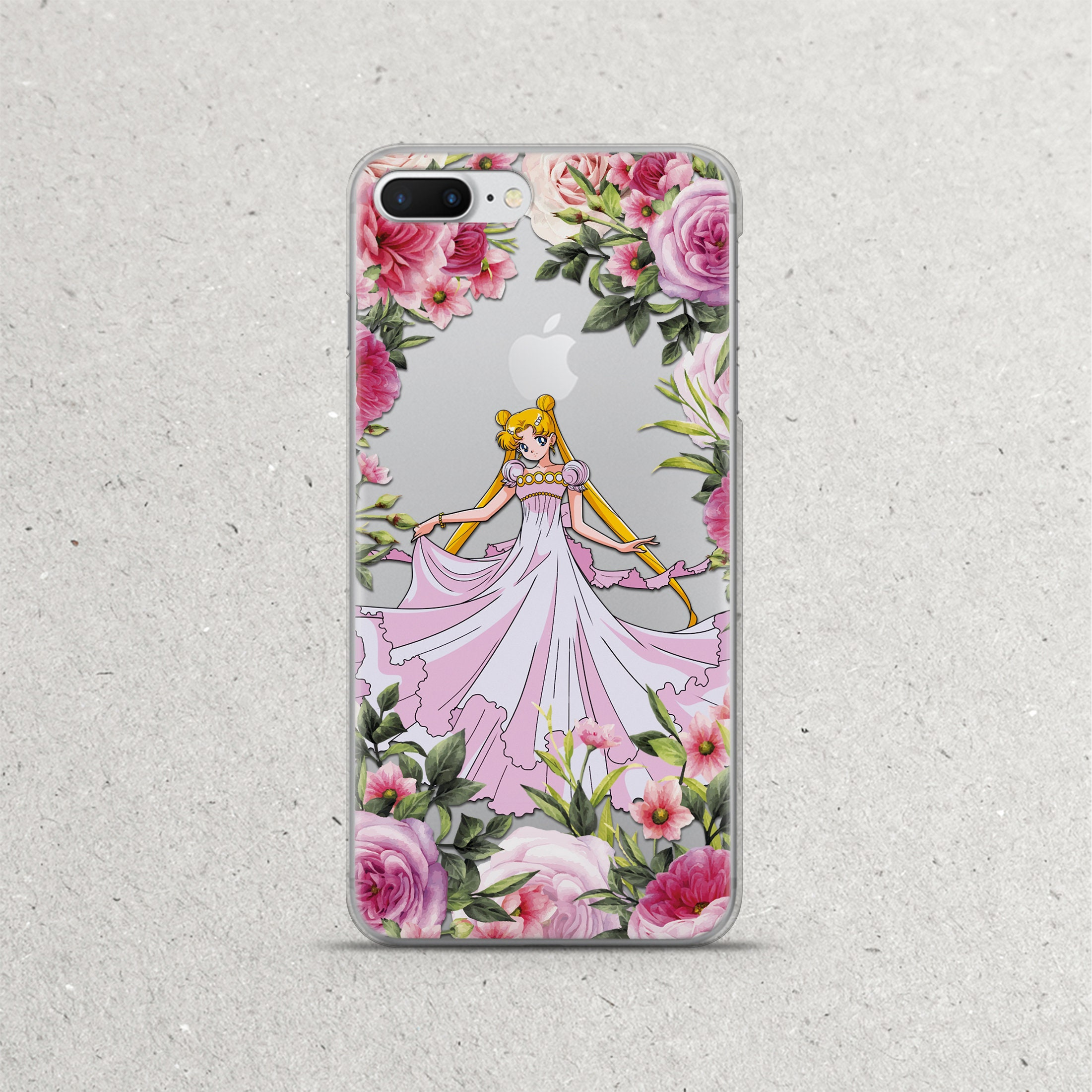 Half-wrapped Case Cellphones & Telecommunications Sailor Uranus Sailor Moon For Apple Iphone 4 4s 5 5s Se 6 6s 7 8 Plus X Xs Max Xr Tpu Cell Bags