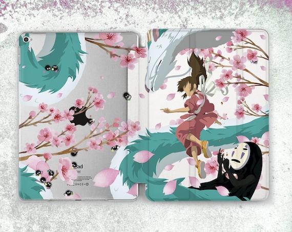 Spirited Away Haku Dragon Anime Ipad 10 2 Pro 12 9 11 2020 Etsy