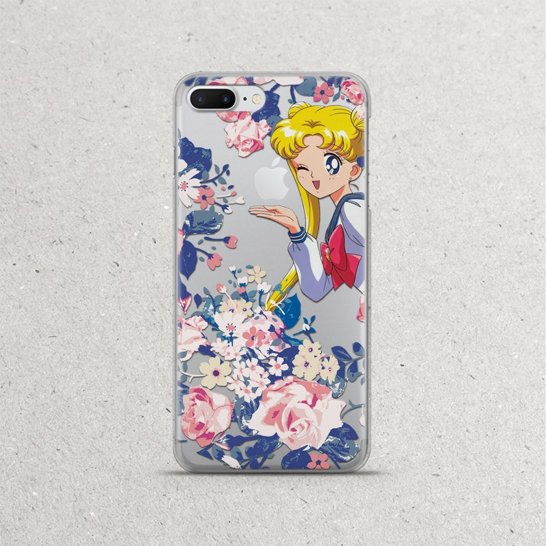 sailor moon cover iphone