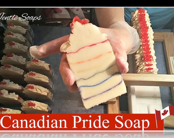 Canadian Pride Soap