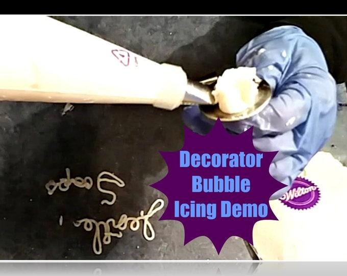 Royal Bubble Icing SLS Free Sugar Free