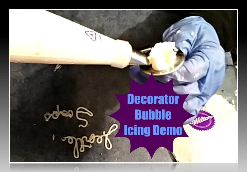 Royal Bubble Icing SLS Free Sugar Free image 0