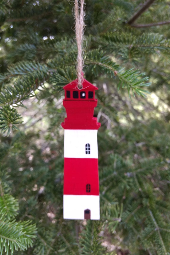 image 0 - Christmas Lighthouse Decorations