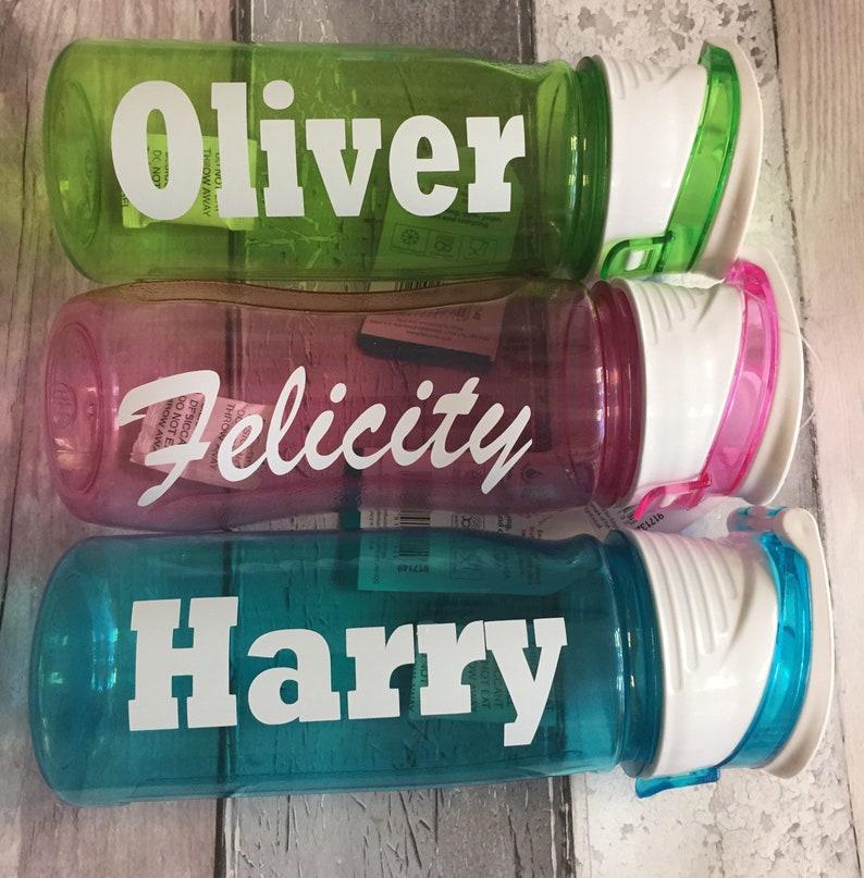 Personalised Bottle-Eid Gift-Lockdown Gift-Drink Water Bottle image 0