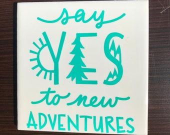 New Adventures Coaster