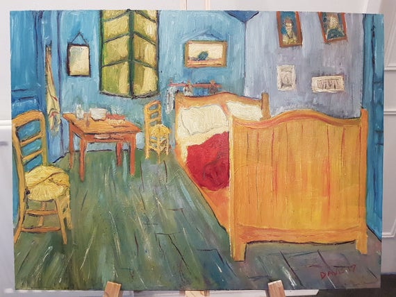Replica Van Gogh 'Bedroom At Arles' by John Davis.   Etsy on water lilies, vincent van gogh, room at arles van gogh, olive trees, bedroom at arles by van gogh, van gogh museum, room in arles van gogh, the bedroom van gogh, cafe terrace at night, yellow house, wheat fields, the starry night, starry night over the rhone, bedroom in arles 1889, bedroom van gogh painting oil, bedroom vincent van gogh ppt, sesame street bedroom van gogh, portrait of dr. gachet, self-portraits by vincent van gogh, the potato eaters, wheat field with crows, sunday afternoon on the island of la grande jatte, bedroom in arles high resolution, church at arles van gogh, the church at auvers,