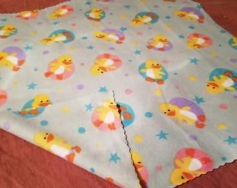 Ducky Swaddle Blanket