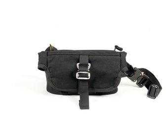 EVERYDAY BAG 1.0 , Micro Messenger Bag with AustriAlpin Cobra ® Buckle // Cordura® 500D