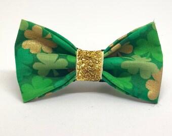 St. Patty's Pet Bow Tie