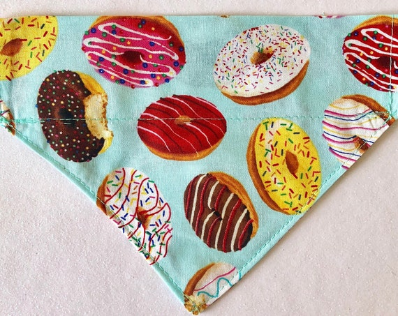 Donut Love Pet Bandana