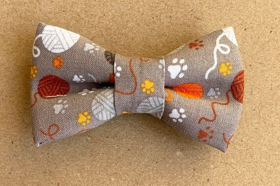 Yarn Bow Tie/Bandana