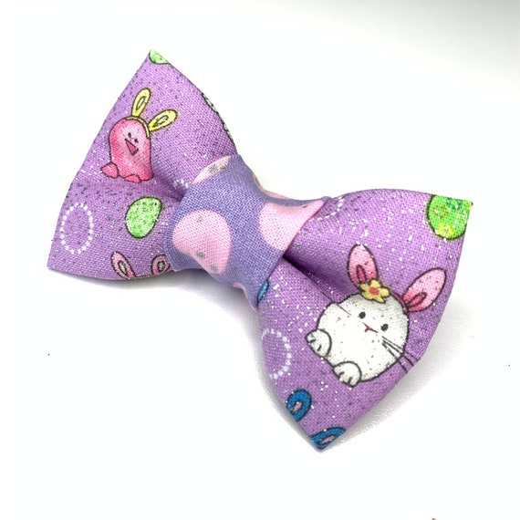Easter Bunny Cat Bow Tie/ Dog Bow Tie