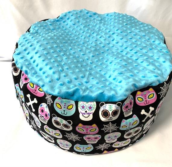 Sugar Skulls Marshmallow Plush Bed