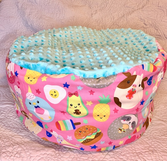 Cartoon Foods  Marshmallow Bed