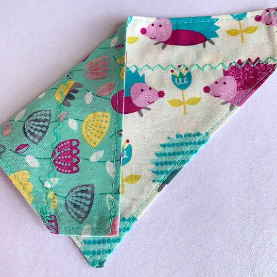 Hedgehog Dog/Cat Spring Bandana