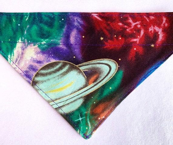 Galaxy / Space/ Universe / Dog/Cat Bandana
