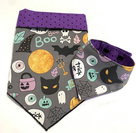 Halloween Dog/Cat Bandana