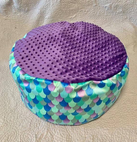 PURRmaid Marshmallow Plush Bed