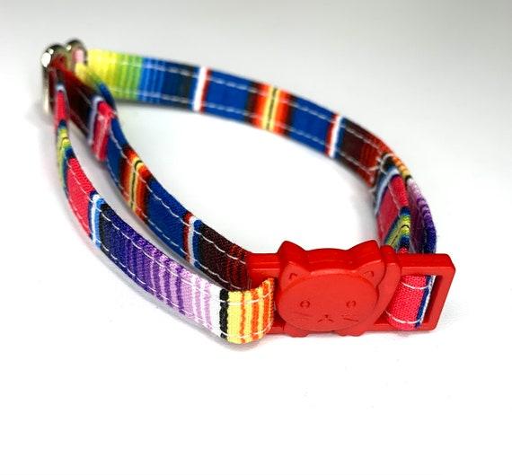 Zarape Cat Collar