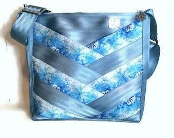seatbelt bag, boho crossbody bag for women, best friend birthday gift for her, ladies handbag, Christmas gift for mom from daughter