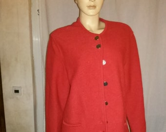 Costume jacket by Geiger Collection-Made in Austria-virgin wool-Gr. 40
