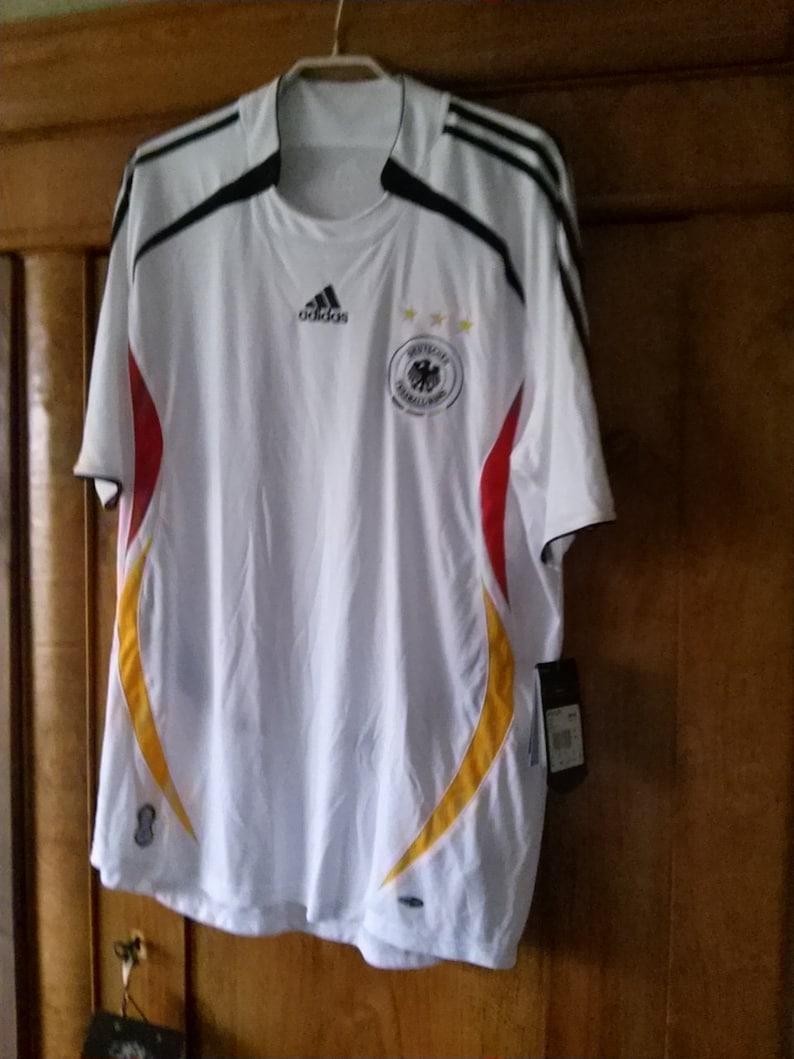reputable site a0d1b 1ce04 DFB Trikot 2006 Original adidas WM in Deutschland-XL