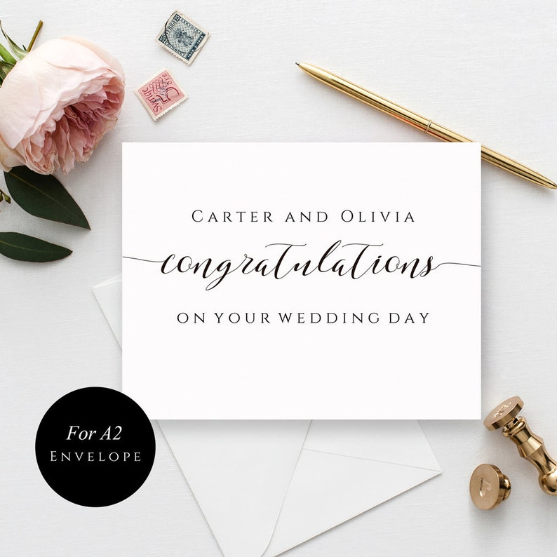 image about Congratulations Card Printable named Congratulations Card Printable, Congrats Card, Congratulations Card Wedding ceremony, Congrats Card Calligraphy, Printable Card, Engagement Card Pdf