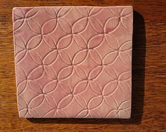 Piastrella ceramica sottopentola etsy