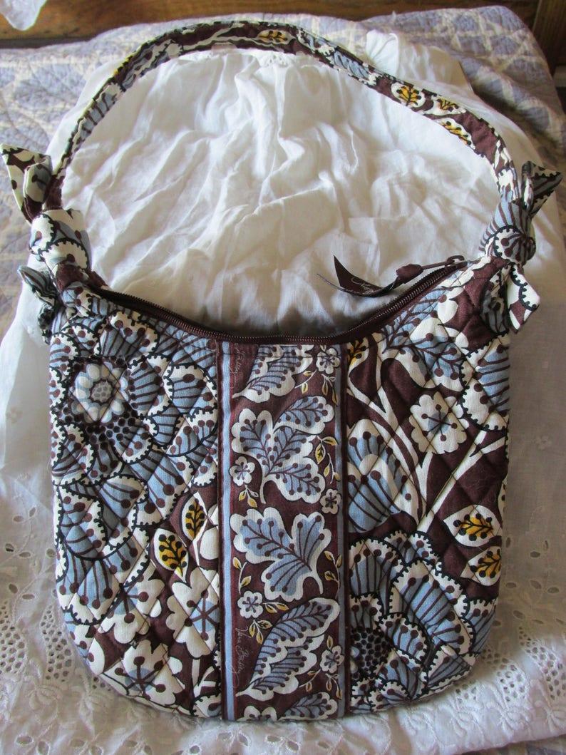 886c81e024 Retired VERA BRADLEY Tote Bag Measures 10 x 8 x