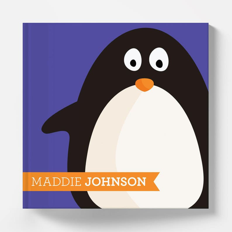 Personalized Baby Book / Baby Shower Gift / First Birthday / image 0