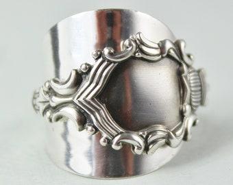 Ringe aus Besteck Besteckschmuck Besteckring von Etagere2000