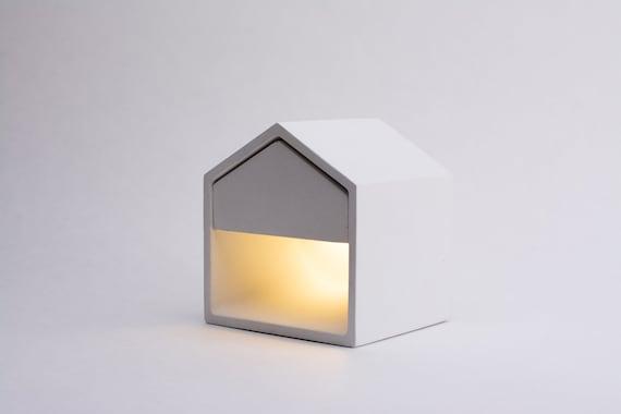 Beton Lampe Art Deco Lampe Baby Nachtlicht Beton Lampe Beton Licht  Industrielle Schreibtisch Lampe Art Deco Tisch Lampen Bettseite Lampen  Kinderzimmer ...