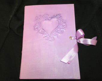 Hand bound Junk Journal