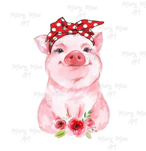 Only Hearts Pets Pinky Hogs /& Kisses Mini Pig Plush Dangle Clip Box