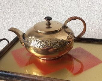 Teapot Brass