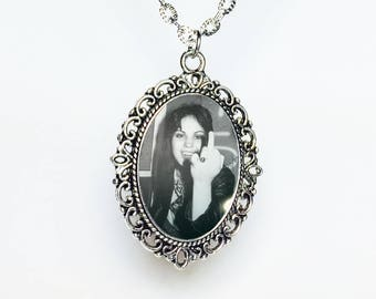 Joan Jett Necklace