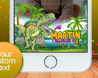 Dinosaur Geofilter,Dinosaur Snapchat,TRex Birthday,Trex Geofilter,trex snapchat,t-rex geofilter,t-rex snap,filter t-rex,trex snapchat,Dino