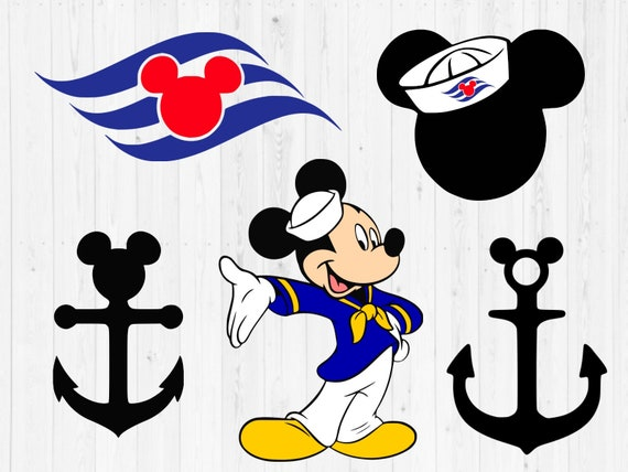 disney cruise svg disney cruise logo svg mickey mouse sailor svg rh etsystudio com disney cruise clip art images disney cruise clip art images