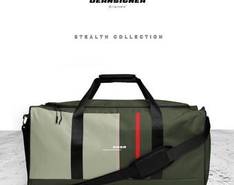DNSR® Duffel Bag STEALTH 3