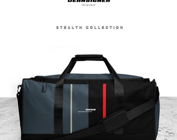 DNSR® Duffel Bag STEALTH 1