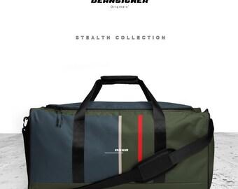 DNSR® Duffel Bag STEALTH 2