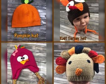 Thanksgiving hats 8af7471fe0c