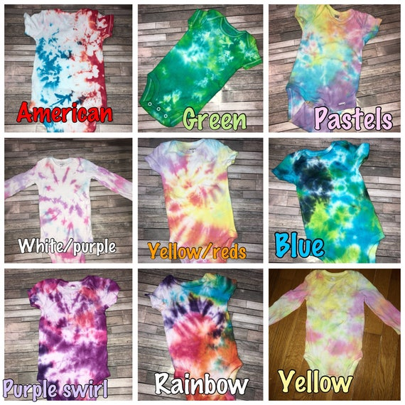 Tye dye bodysuits, tie dye bodysuit, hippie bodysuit, tie dye shirts, multi  color clothing