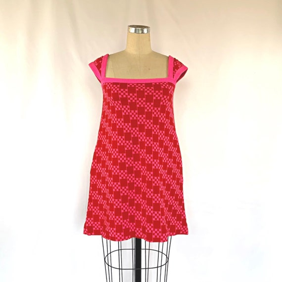 Vintage Rudi Gernreich 60s Dress Tunic